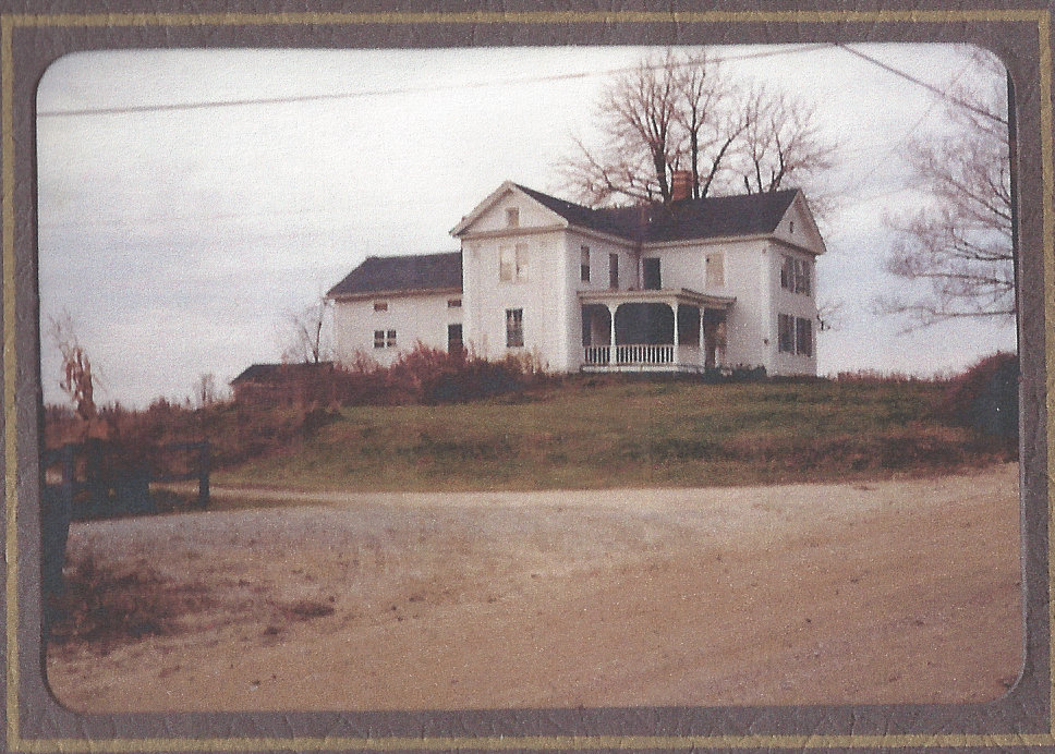 Blue Hill Farm House Photo