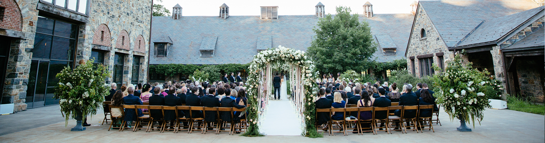 Wedding Courtyard